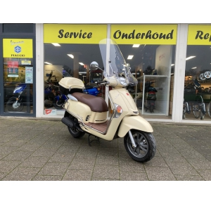 2e hands Kymco Like full option 45km