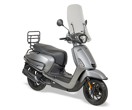 kymco like 50i full option matgrijs