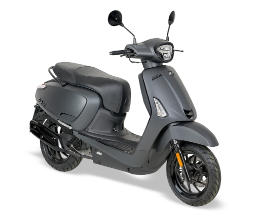 kymco like 50i antraciet