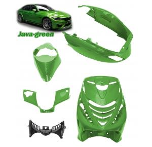 Kappenset Piaggio zip S Java Green
