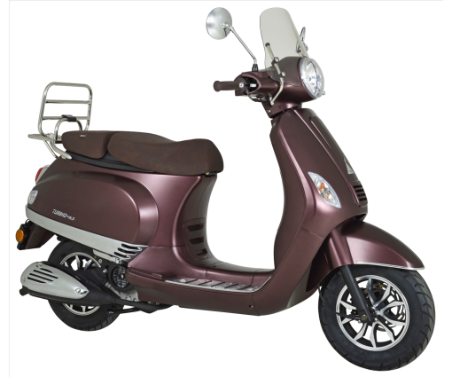 Turbho RL-50-S Luxe Bordeaux