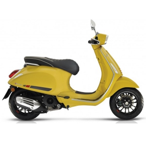 Vespa Sprint4T mat geel