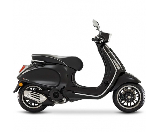 Vespa Sprint windscherm