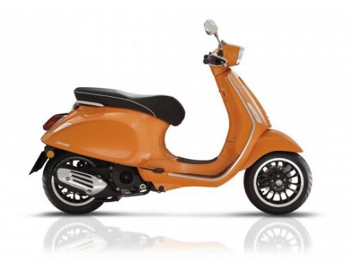 Vespa Sprint 4T oranje