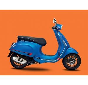 Vespa Sprint 4T Blue Vivace