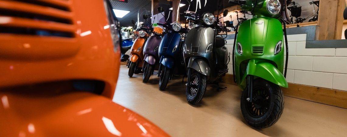Riva scooters